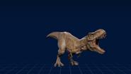 Tyrannosaurus Rex Jurassic World Evolution