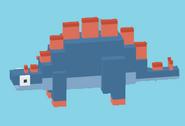 StegosaurusCrossyRoad