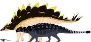 Scutellosaurus stegosaurus ankylosaurus by stygimolochspinifer d5una4i-pre