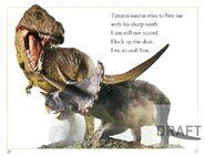 Dinosaur'sDayRexvsTrike