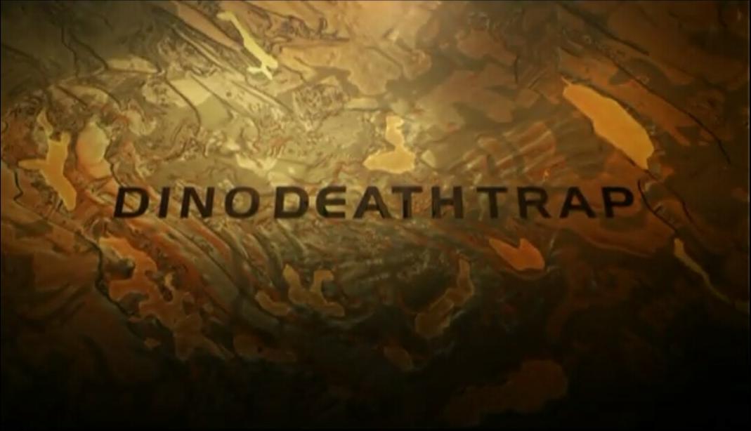تله مرگ دایناسور (مستند)