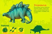 Stegasaurus en US