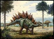 Stegosaurus stenops by cheungchungtat-d72acy2