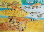 Predator profile inostrancevia by wdghk dahpffh