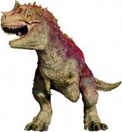 Disney Carnotaurus