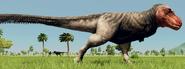 Tyrannosaurus rex (Blackbeard)