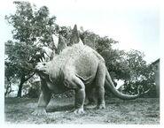 Jonas Studios 1964 World's Fair Dinosaurs Stegosaurus
