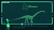 DTApatosaurusSkeleton