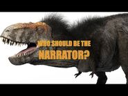 Mesozoic- Age of the Dinosaurs - Who Should be the Narrator?
