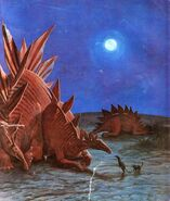 Stegosaurus An Alphabet of Dinosaurs
