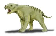 Restoration of Thylacoleo carnifex