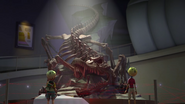 Dino time sarcosuchus skeleton by mdwyer5 deaip2f