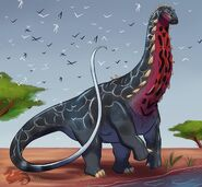 Dinovember 2020 apatosaurus by devinquigleyart de7yvtg-fullview