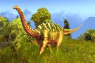 Paraworld saltasaurus 02 by kanshinx3 dcne4g5