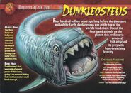 Dunkleosteus front