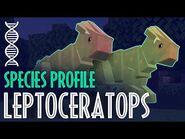 LEPTOCERATOPS! - Paleocraft Dinosaur Addon - Minecraft Bedrock Edition