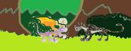 Spyro vs thylacoleo by masonthetrex dcmaptv