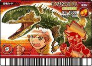 Abelisaurus card