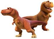 Nash and ramsey the good dinosaur
