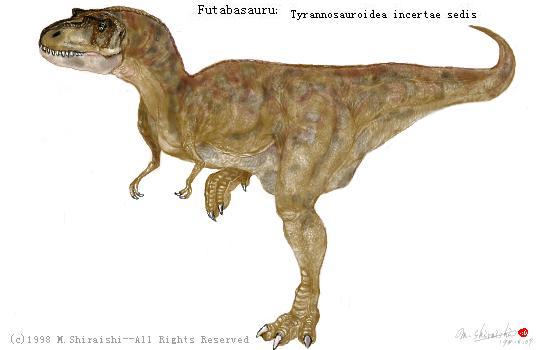 Futabasaurus (dinosaur)
