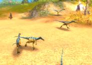 Paraworld velociraptor 01 by kanshinx3 dcoe7ly