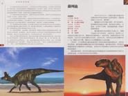 Chinese Lambeosaurus and Lanzhousaurus