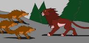 Eg primordia epicyon vs cave lion by syfyman2xxx dd088a8