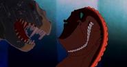Dinosaur crossover We're Back Rex Vs Fantasia T-Rex 1