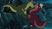 Scooby doo and guess who e10 dinosaur 5 by giuseppedirosso ddgyrbo