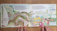 The Magic School Bus Dinosaur book 15