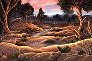 Permian landscape by magic gerbil ddijo4y-fullview