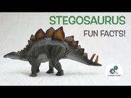 STEGOSAURUS FACTS - Fun & Educational - Dinosaurs For Kids - Best Dinosaur Facts