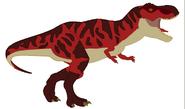 Mlp sauria island tyrannosaurus rex by ds59 dcoi53i