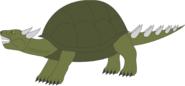 Prehistoric world meiolania by daizua123 dacp5qk
