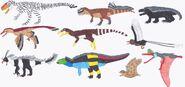 Wwd feathered dragons by rickraptor105 d7znaf6