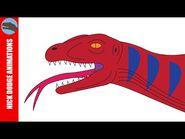 100 Prehistoric Beasts 3 of 4-2