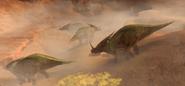 Paraworld styracosaurus 01 by kanshinx3 dcnrw45