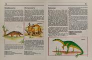 Struthiosaurus, Styracosaurus and Syntarsus