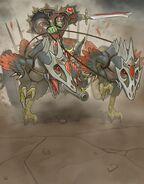 Steel cavalry of dinon by freezadon dbpfii1-fullview