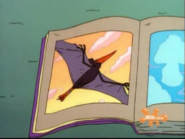 Geosternbergia in Prehistory book on Rugrats