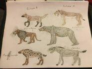 6 largest mammal predators ever by demitriusthewolf999 ddvm4a6-pre