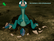 Baby dilophosaurus by mdwyer5 dds138c