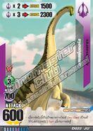 ApatosaurusCard