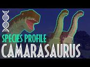 CAMARASAURUS! - Paleocraft Dinosaur Addon - Minecraft Bedrock Edition