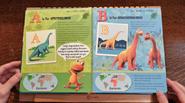 Apatosaurus and Brachiosaurus