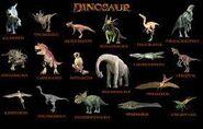 DisneyDinosaurSpecies