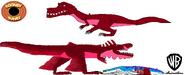 Looney tunes tyrannosaurus by christopherbland dd0ra38