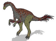 Alxasaurus YWRA 400