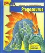 Looking At Stegosaurus