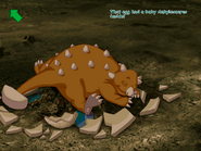 Baby ankylosaurus by mdwyer5 dds135e